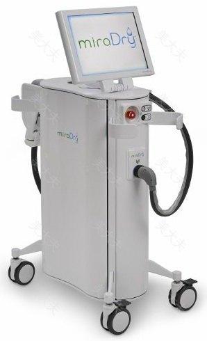 miraDry®微波治疗腋臭及多汗症 (原创)